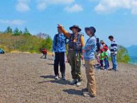 浅間火山学習